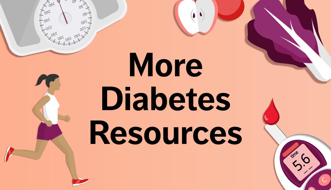 more diabetes resources