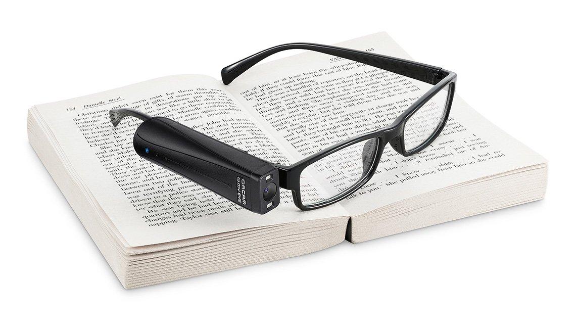 Tecnología de visión asistida OrCam