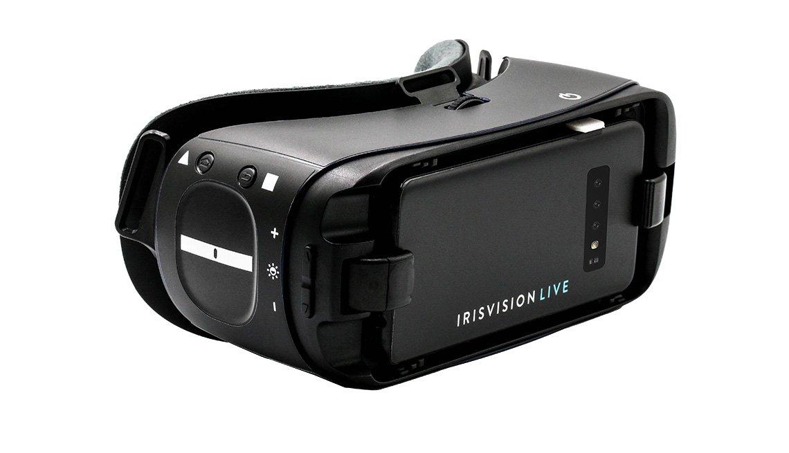 Dispositivo de visión asistida IrisVision