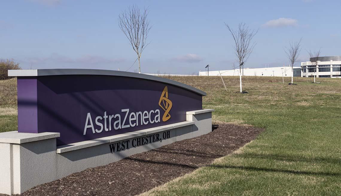 AstraZeneca plant