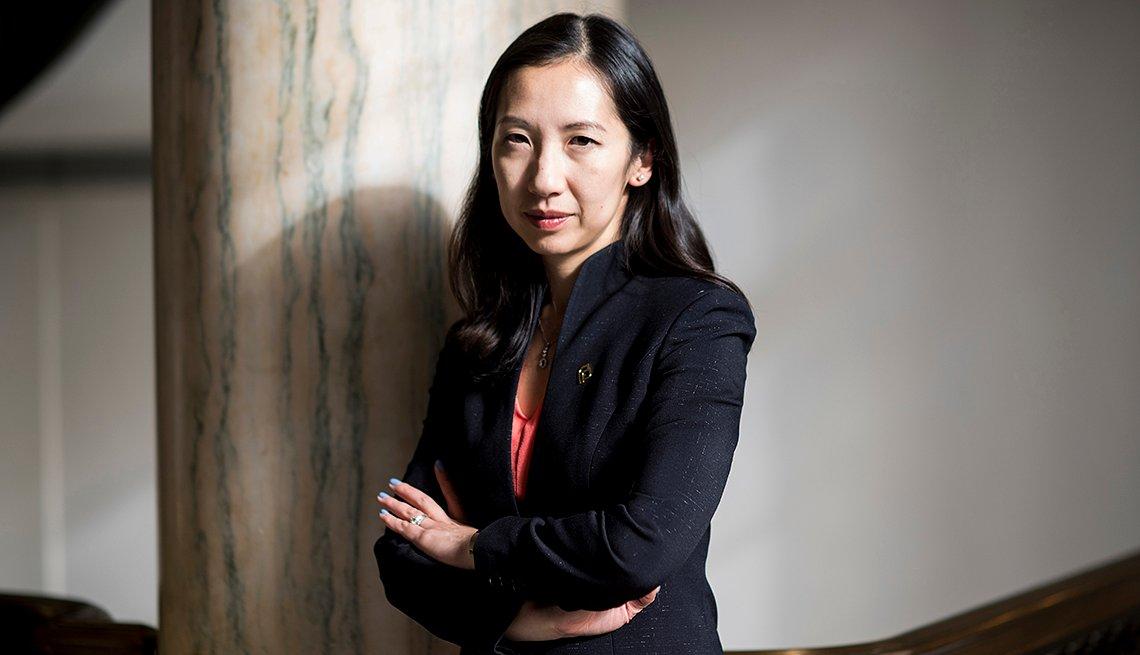 Dra. Leana Wen, analista médica de CNN