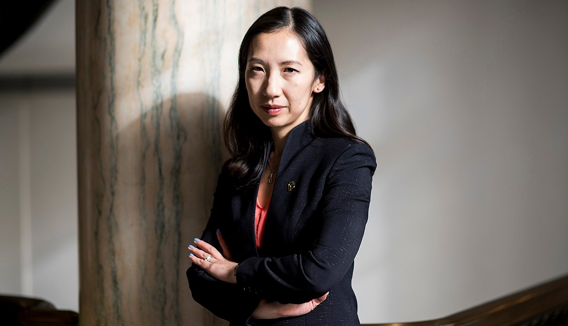 doctor leana wen cnn medical analyst and author