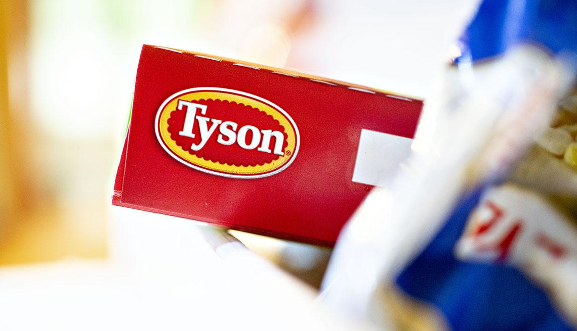 Tyson's food logo