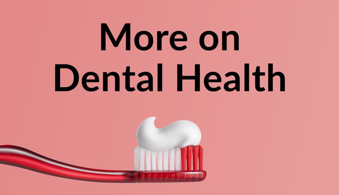 more on dental health