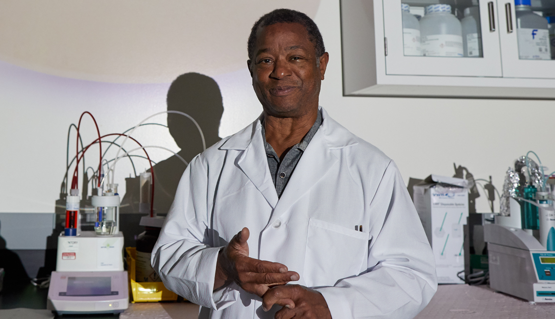 doctor ted love developed a new treatment for sickle cell disease