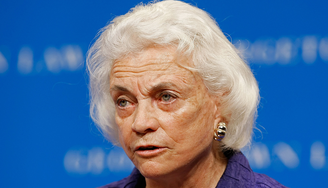 Retired Justice Sandra Day Oconnor Has Dementia