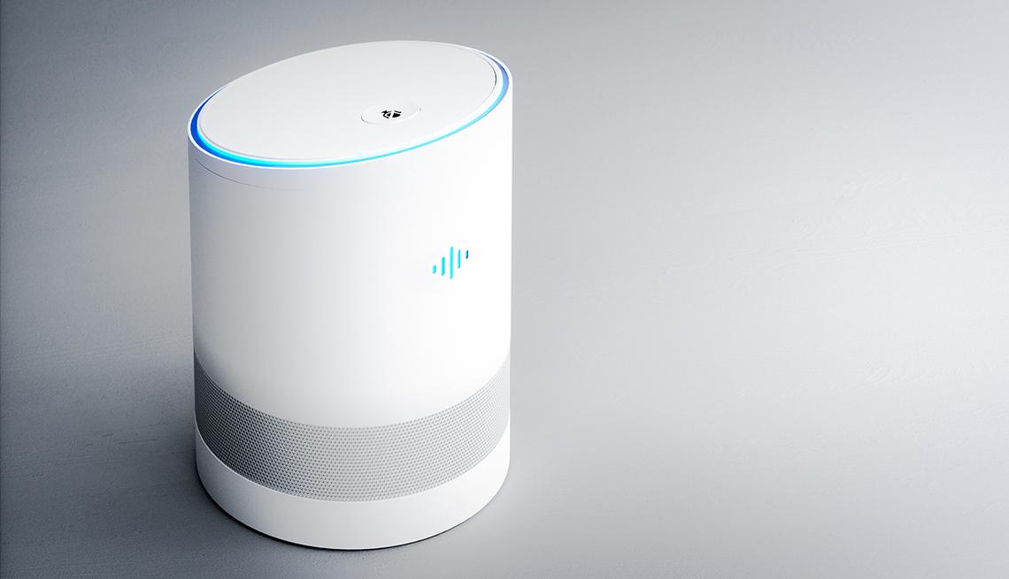 Aparato tecnológico para el hogar