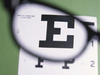 Eye chart, Avastin and Lucentis