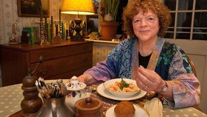 Kate Allen Smith, de 69 años, en su hogar - La mejor hora del día para tomar medicamentos