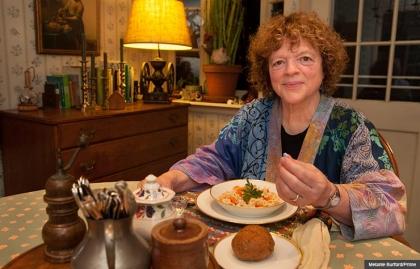 Kate Allen Smith, 69, in her home in Hamden, Connecticut on October 17, 2013, Circadian Rhythms (Melanie Burford/Prime)