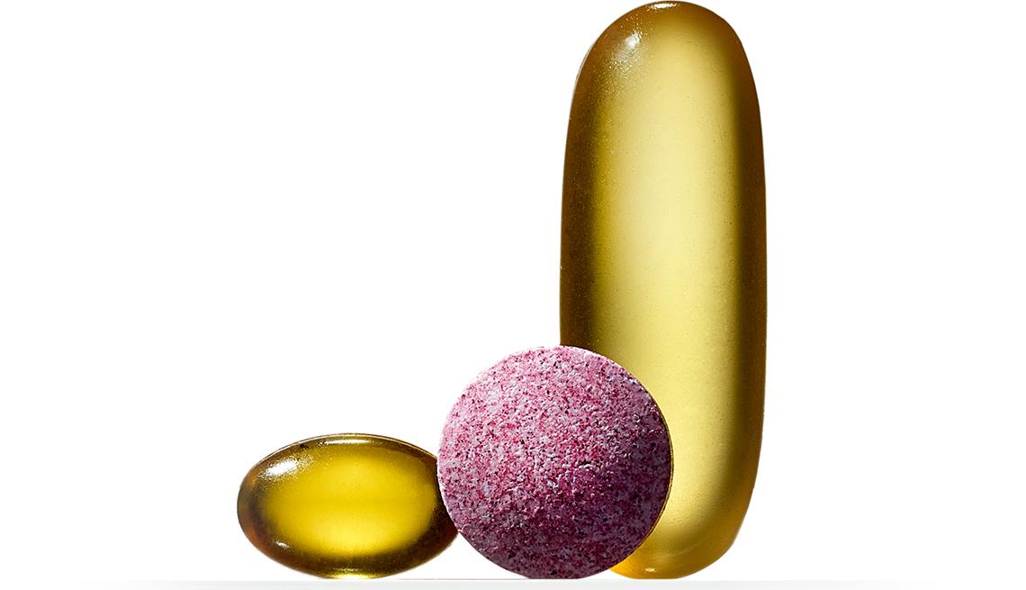 para qué sirve la vitamina e en los hombres
