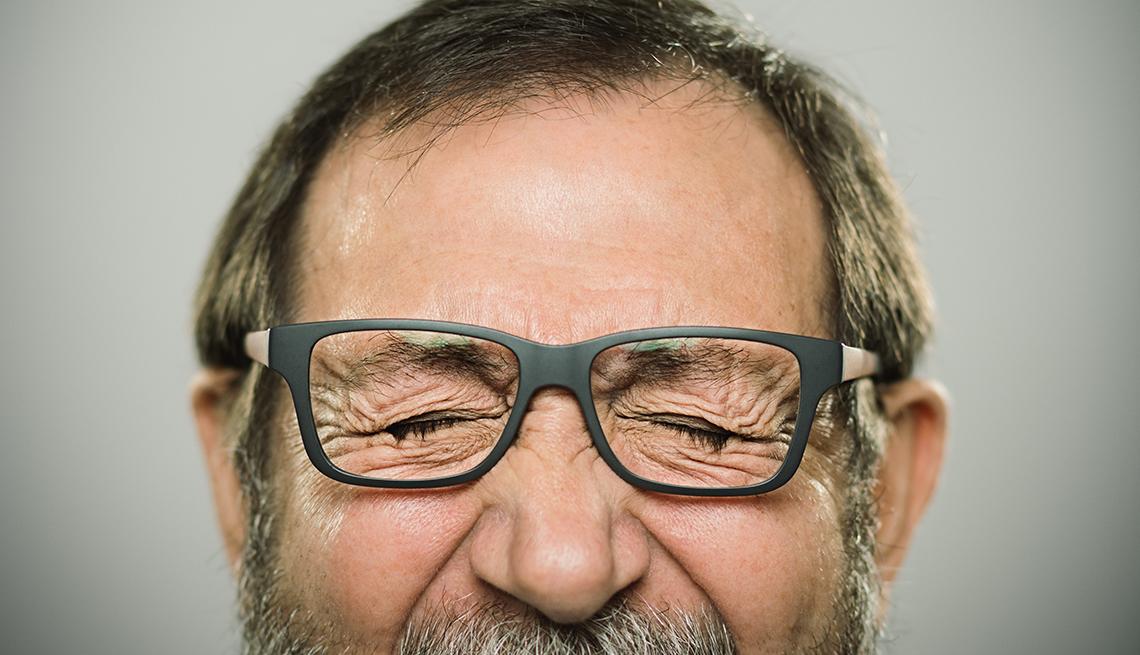 seguro médico de infección ocular