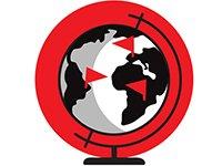 Gráfico del globo terráqueo