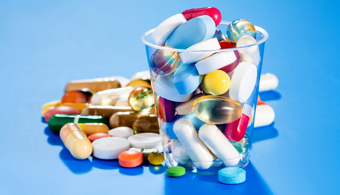 Senior Supplements