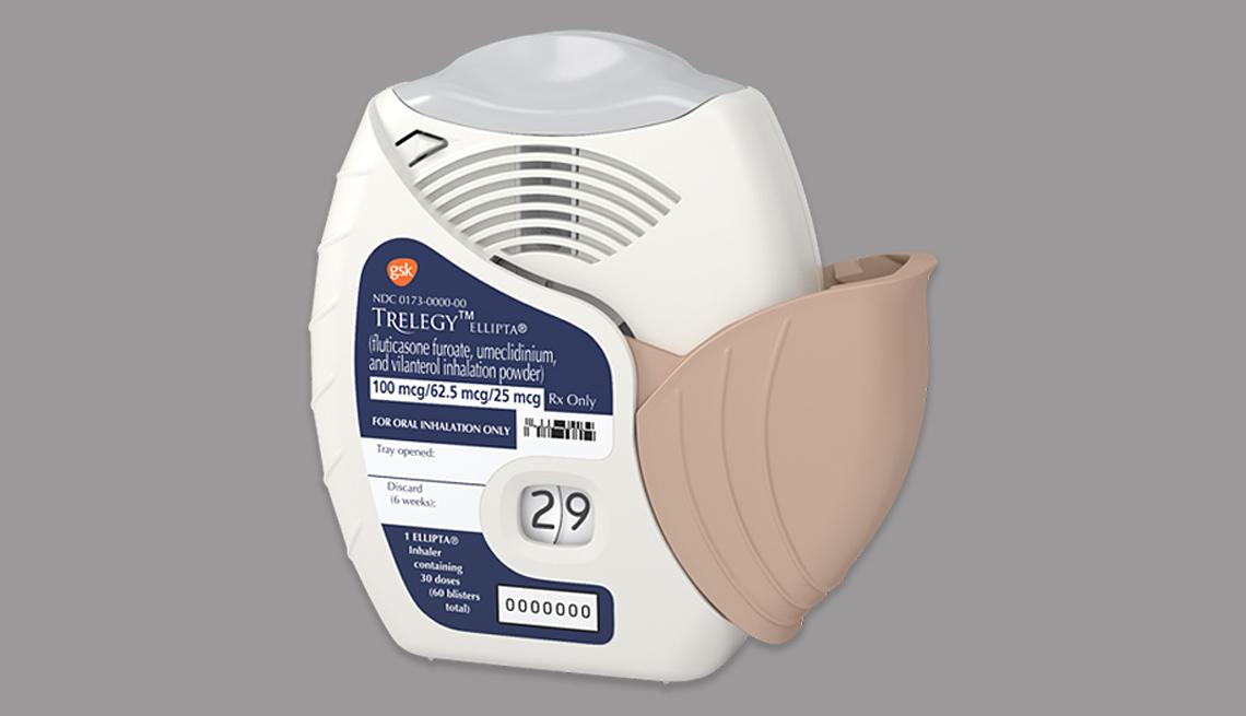 Fda Approves First Inhaler To Combine 3 Medicines