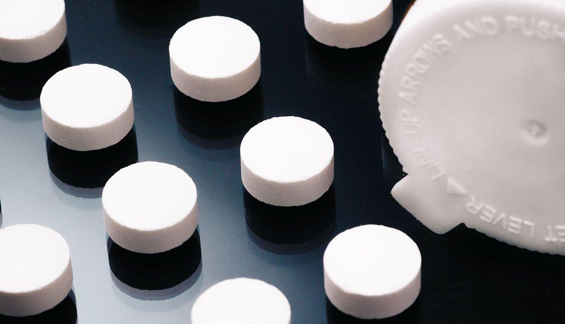 item 7 of Gallery image - Frasco y pastillas