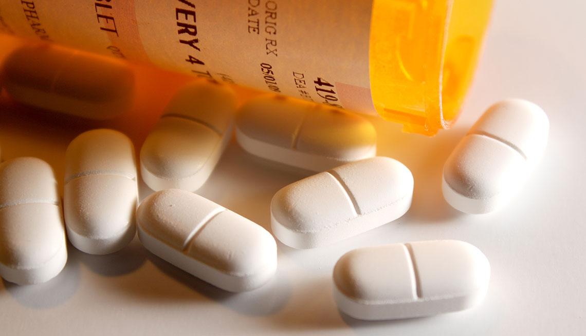 item 8 of Gallery image - Frasco y pastillas