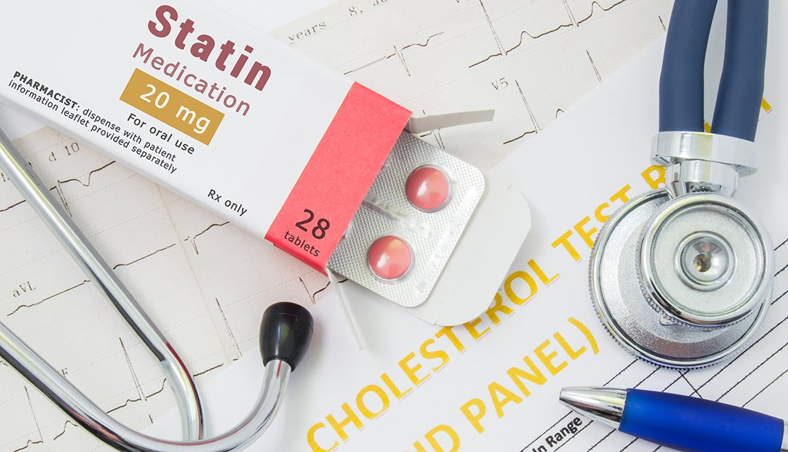 statins and medical chart