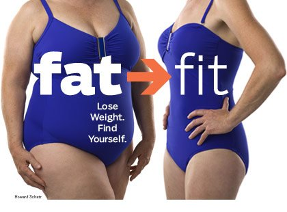 Fat to Fit group