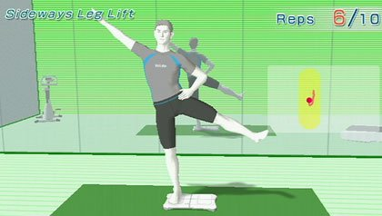 Nintendo Wii Fitness