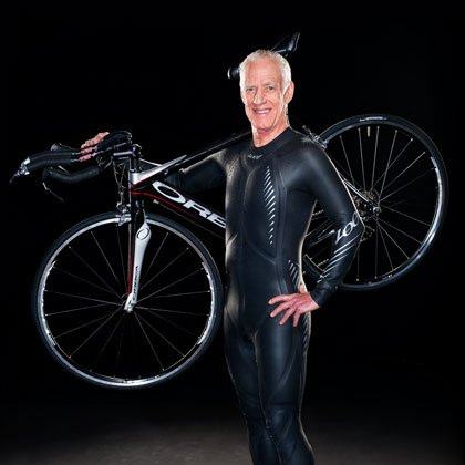 Bob Heins, Triathlete
