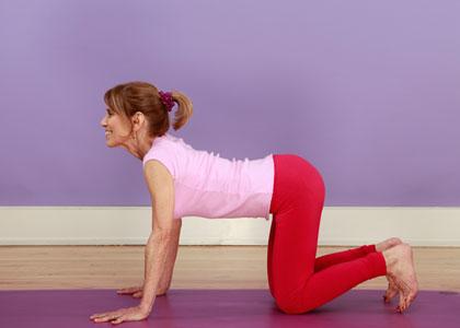 thirteen easy yoga poses for beginners yoga guide  aarp