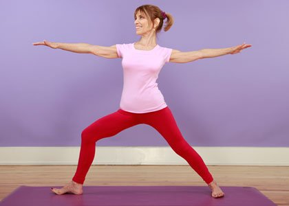 thirteen easy yoga poses for beginners yoga guide  aarp