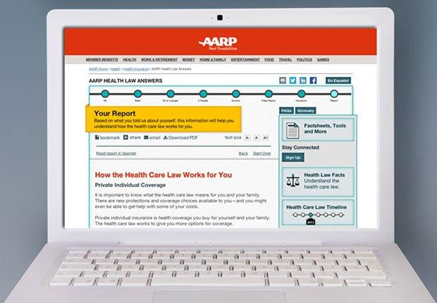Página de Salud en AARP, 10 cosas que usted necesita saber sobre la Ley de Cuidado de Salud
