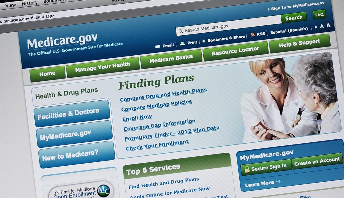 Medicare.gov website, Medicare things to know