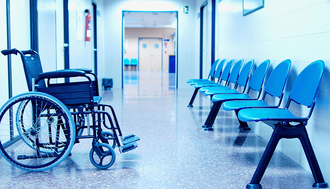 Hospital waiting room, Tips on Using Your New Marketplace Coverage