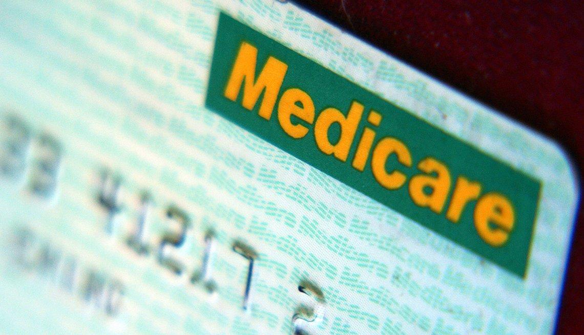 Nueva tarjeta de Medicare