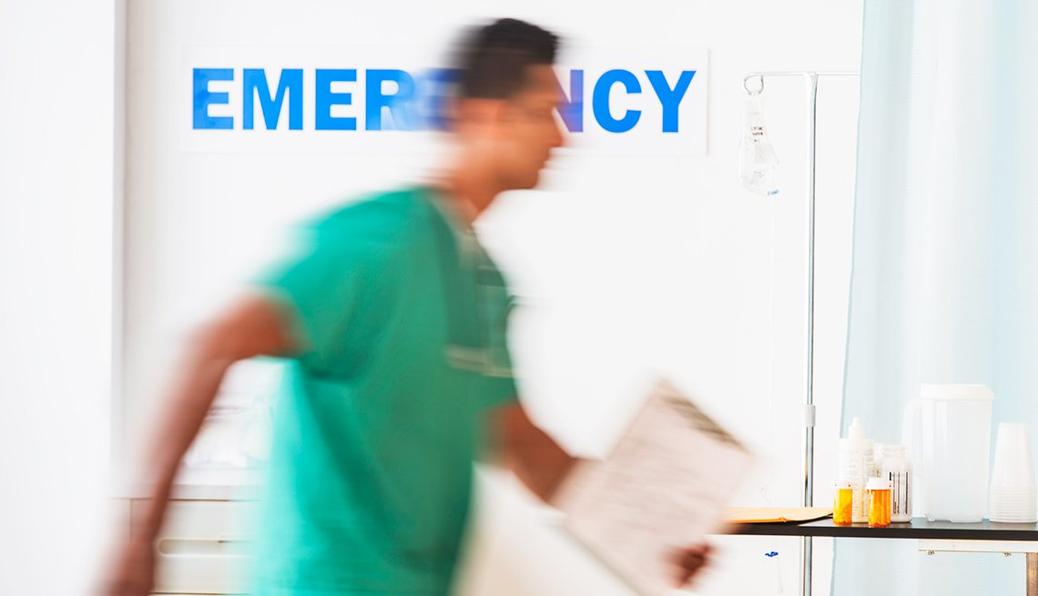 Emergency Room Costs Soaring