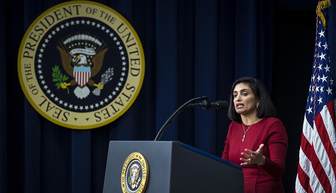 Seema Verma, administradora Medicare y Medicaid
