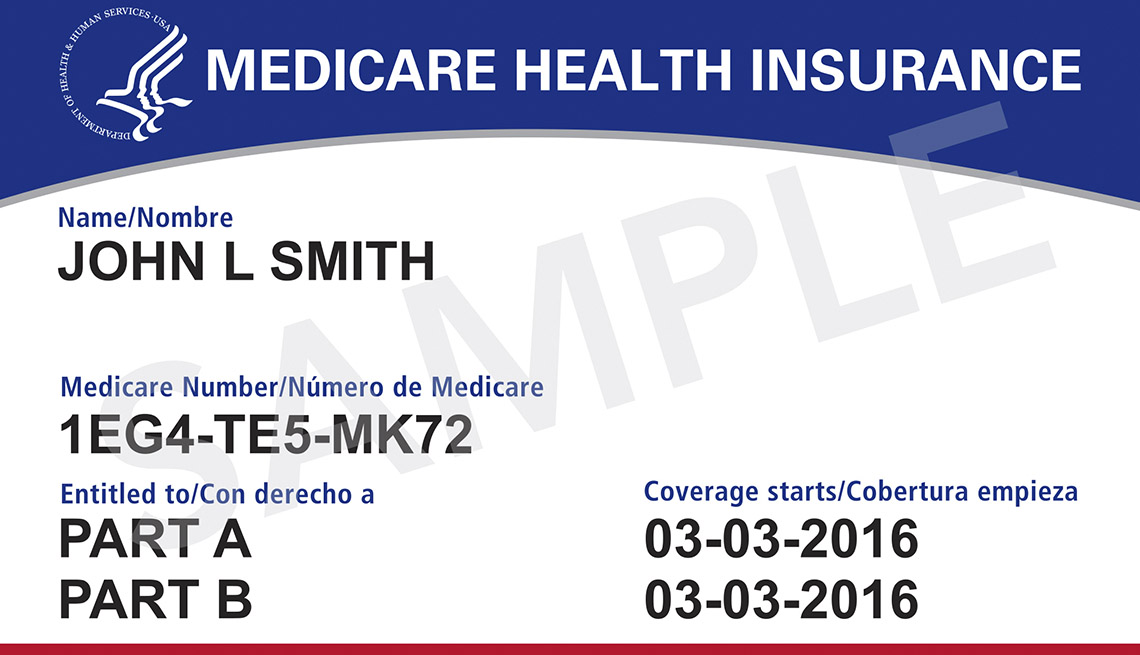 New Identification Cards Most Medicare Mailed