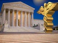 Corte Suprema de los Estados Unidos - Actualización sobre la reforma de salud