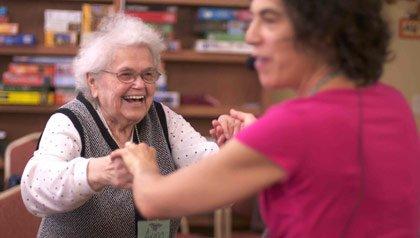 La danza y el arte promover una vida sana.
