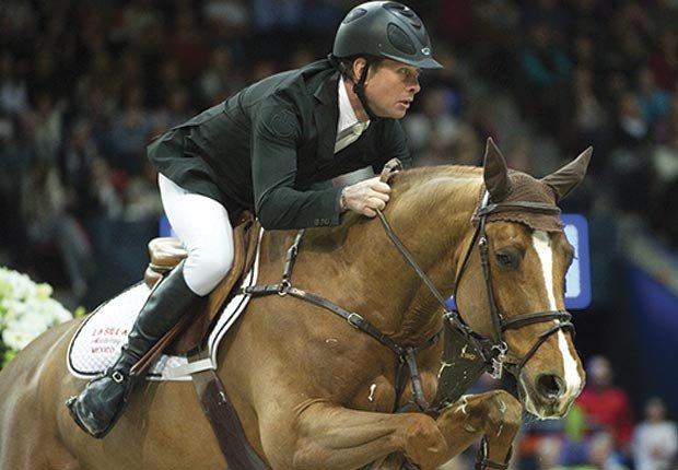 Rolf-Goran Bengtsson will compete for Sweden in the equestrian events during the London Olympic Games