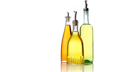 Oils in bottles, Foods That Fight Cholesterol