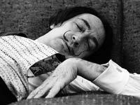 Salvador Dalí - celebridades y políticos que podía dormir en cualquier lugar