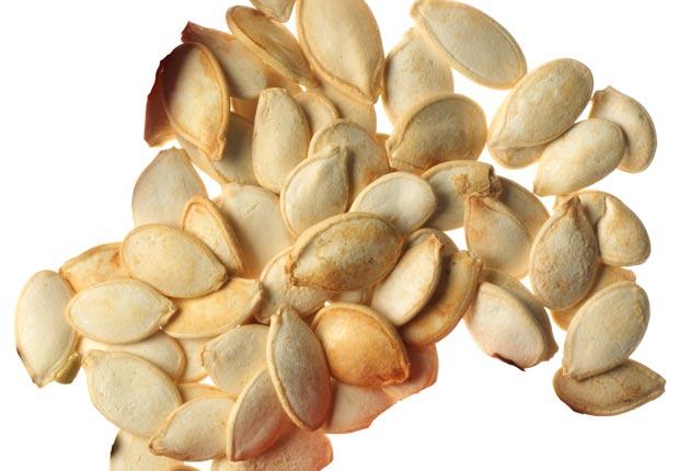 5 Gran alimentos que ayudan estimulación inmunológica - calabaza, semillas