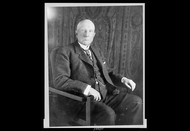 John D. Rockefeller - celebridades y políticos que podía dormir en cualquier lugar
