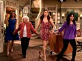 Hot in Cleveland stars Wendie Malick, Jane Leeves and Valerie Bertinelli as LA women living in Cleveland with who have leased a home there to enjoy the less self-obsessed community there. For My Generation.