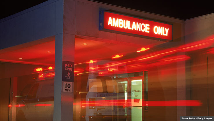 Emergency planning - how to prepare for a medical emergency