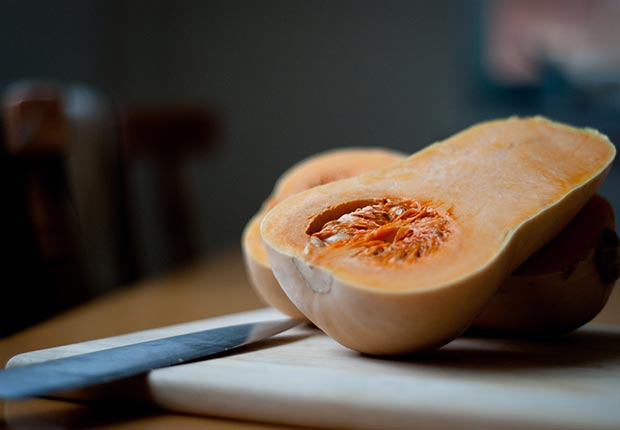 Butternut squash, 15 Superfoods for the 50+