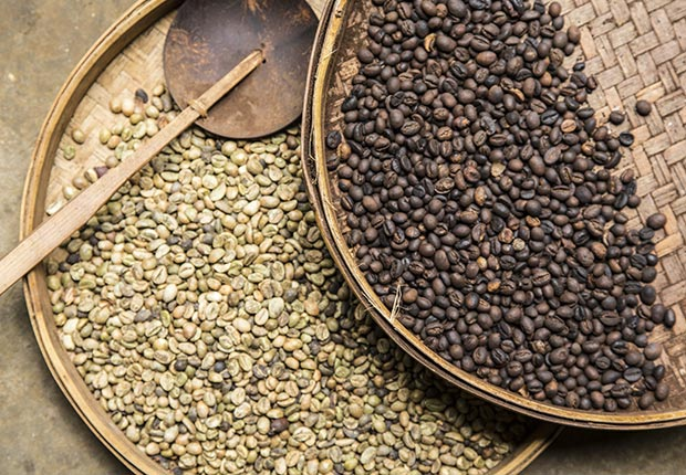 Coffee beans, 15 Superfoods for the 50+