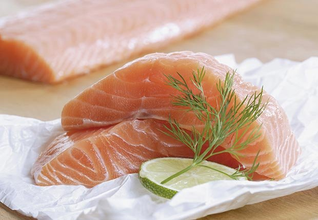 Salmon, 15 Superfoods for the 50+