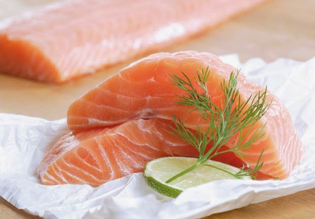 Salmón, 15 Super alimentos