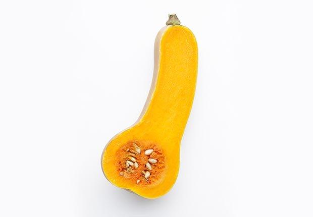Zapallo anco, calabacin - alimentos que ayudan a combatir el cáncer.