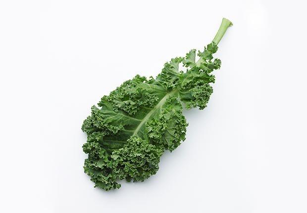 Hojas verdes - alimentos para prevenir el cancer.