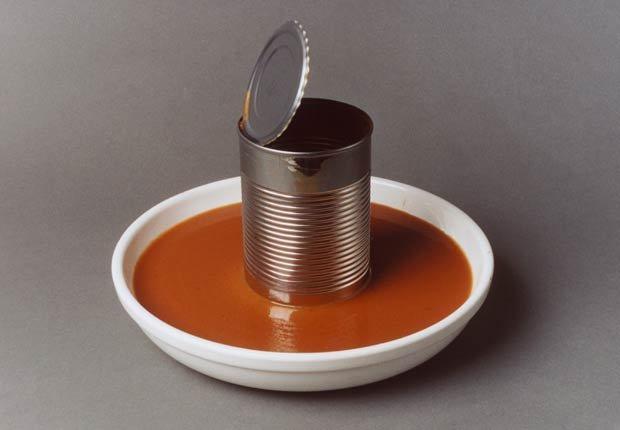 Sopa de tomate - Alimentos que afectan la salud del corazon